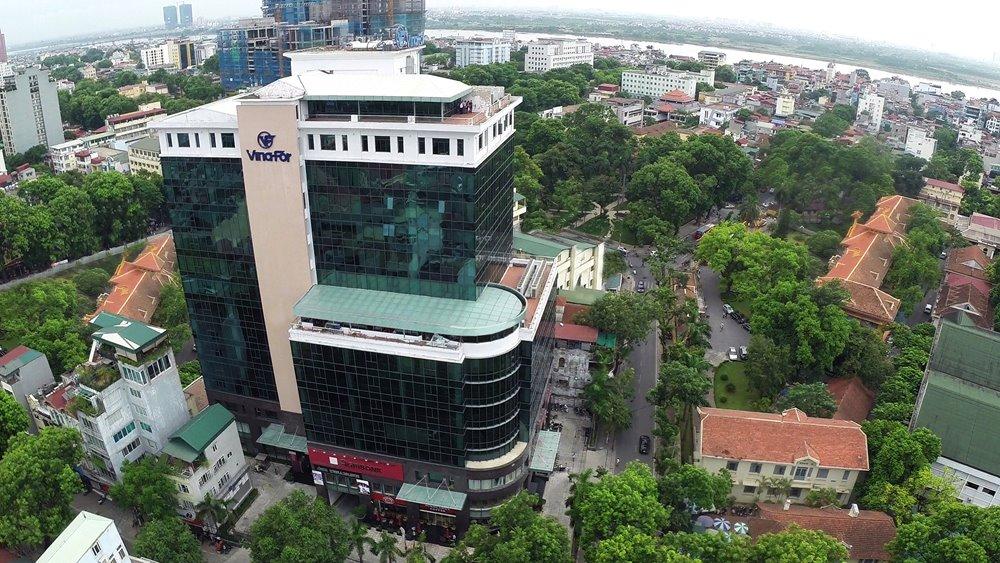 Tòa nhà Vinafor - 127 Lò Đúc